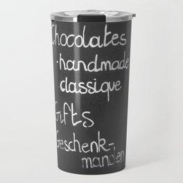 Belgium Chocolates Photography Delicious Brugges Europe Handmade Classique Gifts Travel Mug