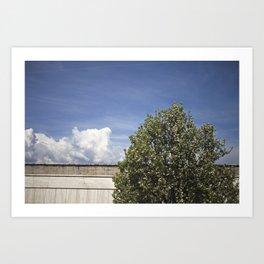 Italian Sky Art Print