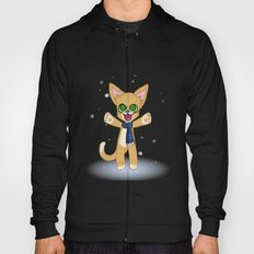 Happy Cat Winter style Hoody