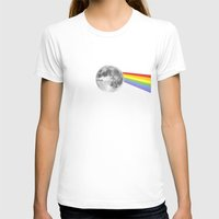 dark side of the moon T-shirts featuring Dark Side of the Moon. by Nick Nelson