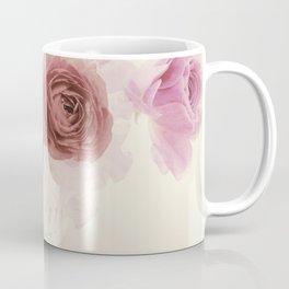 Elegant pink bouquet, pink Ranunculus Coffee Mug
