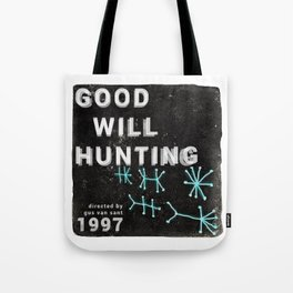 Good Will Hunting | Gus Van Sant Tote Bag