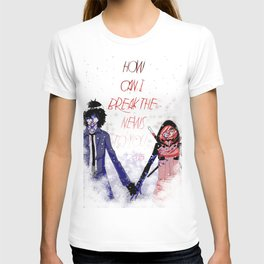 Hold me down T-shirt