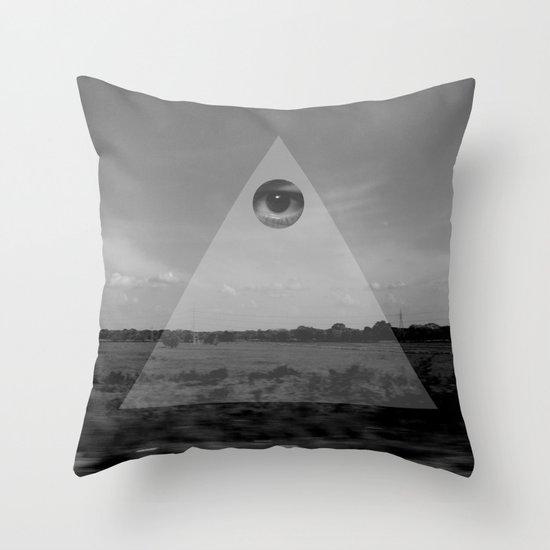 T.E.A.T.R. Throw Pillow