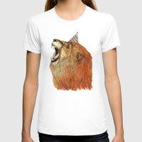 birthday T-shirts featuring Birthday Lion by Sandra Dieckmann
