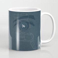 BLADE RUNNER (Voight Kampf Test Version) Mug