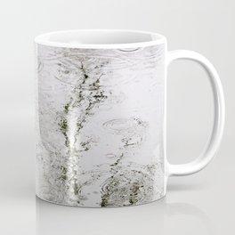 Rain Ripples Coffee Mug