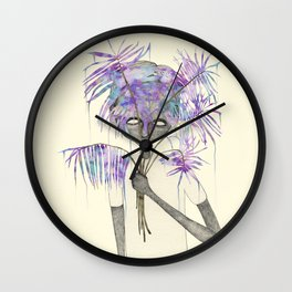 TREES NEVER LIED 04 Wall Clock