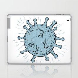 Virus Drawing Laptop & iPad Skin