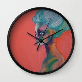 Armonico Dispiacere. Wall Clock
