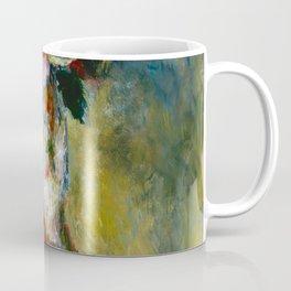Bouquet in a Vase by Pierre Auguste Renoir Coffee Mug