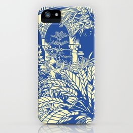 Isabella Stuart Gardener iPhone Case