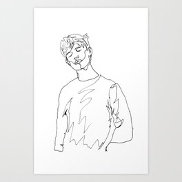 CLD  Art Print