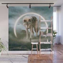 aegis | wolf Wall Mural