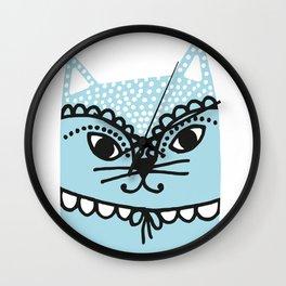 Katze #1 Wall Clock
