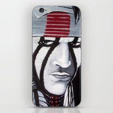 KE-MO SAH-BEE (FAITHFUL FRIEND) iPhone & iPod Skin