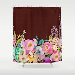 Flowers Bouquet 95 Shower Curtain