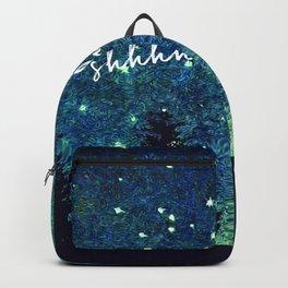 Shhhhhhhhhhh Backpack