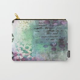Here And There. Carry-All Pouch