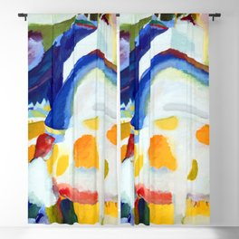Wassily Kandinsky The Cow Blackout Curtain