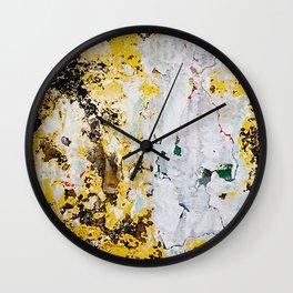 PALIMPSEST, No. 13 Wall Clock