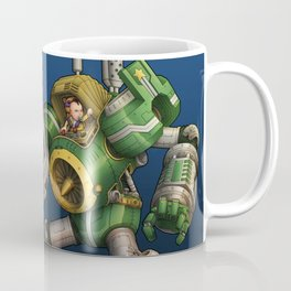 Baby Commando Coffee Mug