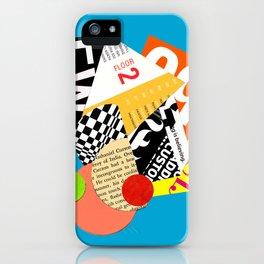 Floor 2 iPhone Case