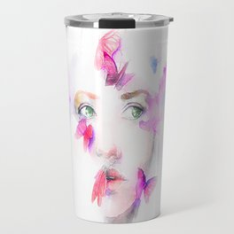 TEARS BEAUTIFY II Travel Mug