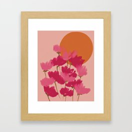 and where will we be on august 14th? Framed Art Print