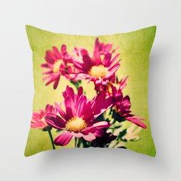 Flower series 02 Throw Pillow