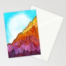 The Tall Cliff Stationery Cards