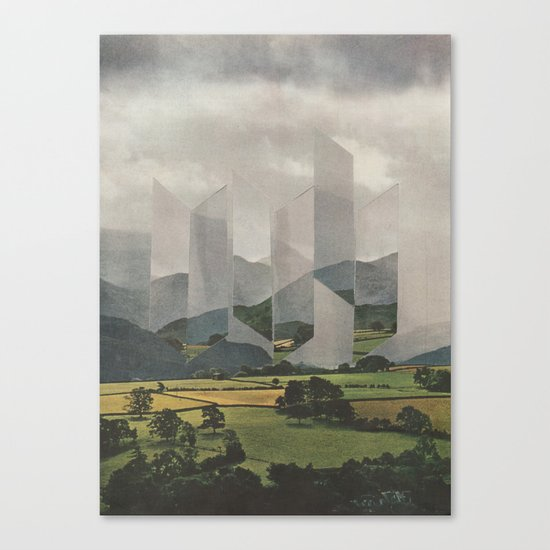 new horizons no.9 Canvas Print