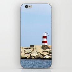 Sea Blocks iPhone & iPod Skin