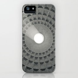 Pantheon Ceiling iPhone Case
