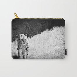 Lady Leopard Carry-All Pouch