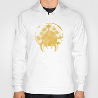 metroid Hoodies featuring Metroid Hero by Head Glitch