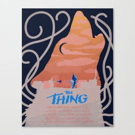 The Thing Canvas Print