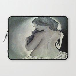 Annabel Lee Laptop Sleeve