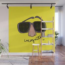 Society6 / Incognito Wall Mural