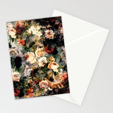 Floral Pattern RPE120 Stationery Cards