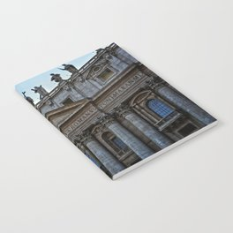 Vatican City Notebook
