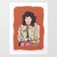 Rayon (Jared Letto) Art Print