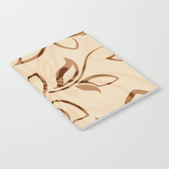 Brown Garden Notebook