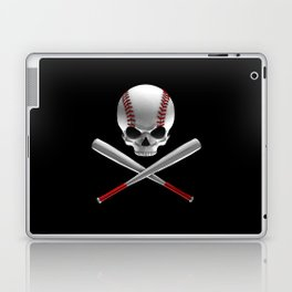 Phantom Ballplayer Laptop & iPad Skin