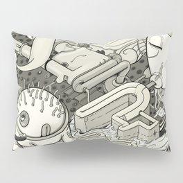 Stranger in a Strange Land Pillow Sham