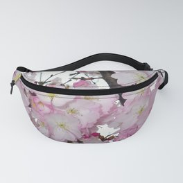 Glorious Spring Cherry Blossoms Fanny Pack