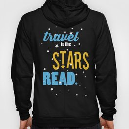 Stars - Just Read Hoody
