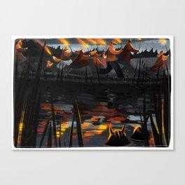 Midsummer VII Canvas Print