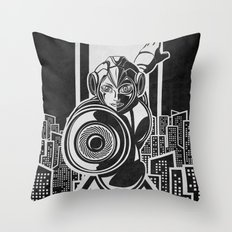 Megaman. In the year 20xx Throw Pillow