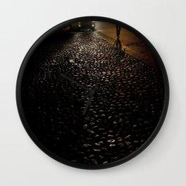 Night-walker Wall Clock